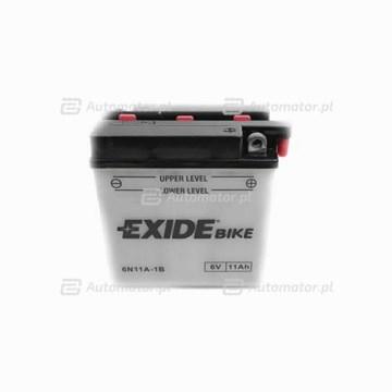 Akumulator rozruchowy EXIDE 6N11A-1B