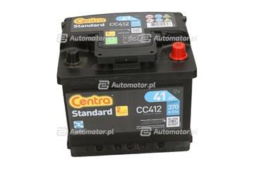 Akumulator rozruchowy CENTRA CC412