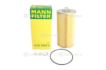 Filtr oleju MANN-FILTER H 12 110/2 X