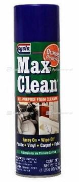 "PIANKA DO TAPICERKI ""MAX CLEAN"" 510G CYCLO"
