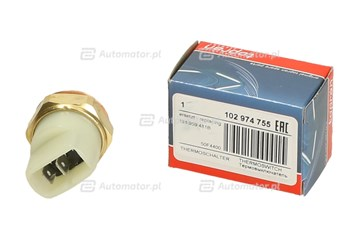 Przełącznik termiczny, wentylator chłodnicy TOPRAN 102 974
