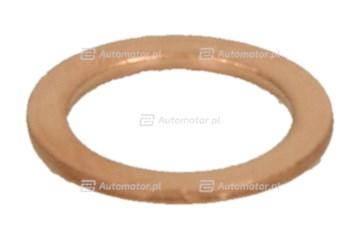 Pierścień uszczelniający, korek spustowy oleju TOPRAN 104 474