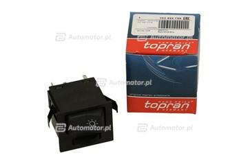 Przełącznik światła głównego TOPRAN 103 422