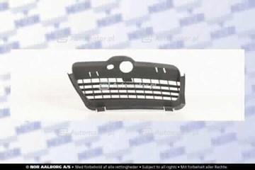 ATRAPA VW GOLF III 92-97 ZDERZAKA PRAWA VG9522998A1 0921715 VW0322123  110781 876