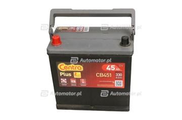 Akumulator rozruchowy CENTRA CB451