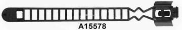 ROMIX A15578 OPASKA ZACISKOWA ZE SPINKĄ TYPU DRABINKA OPEL