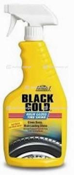 """ŚRODEK DO KONS.OPON """"BLACK GOLD"""" 650ML FORMULA 1"""