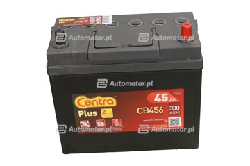 Akumulator rozruchowy CENTRA CB456