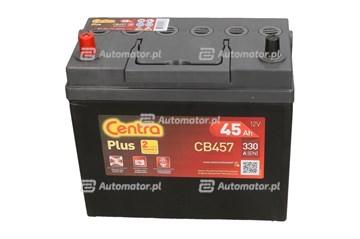 Akumulator rozruchowy CENTRA CB457