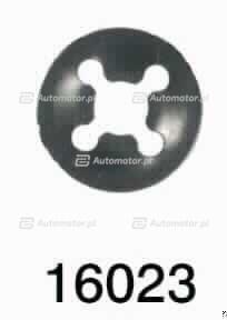 ROMIX 16023 MOCOWANIE LOGO 5MM UNIWERSALNE