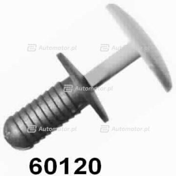ROMIX 60120 KOŁEK ROZPOROWY MOCOWANIA PODSUFITKI FORD