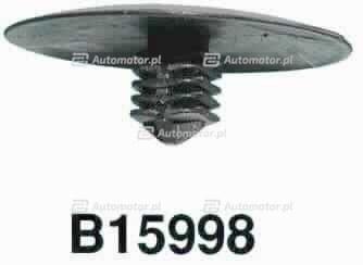 ROMIX B15998 SPINKA WYGŁUSZENIA POKRYWY SILNIKA