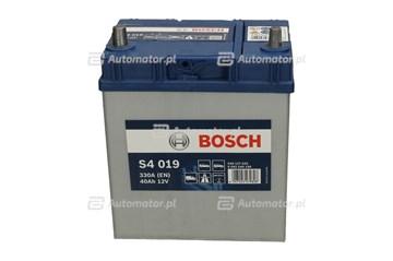 Akumulator rozruchowy BOSCH 0 092 S40 190