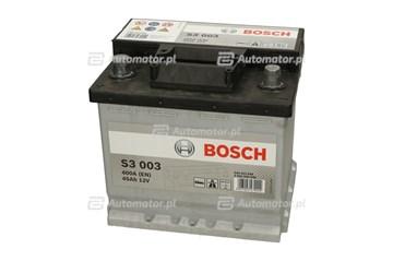 Akumulator rozruchowy BOSCH 0 092 S30 030