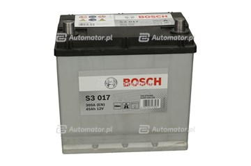 Akumulator BOSCH 0 092 S30 170