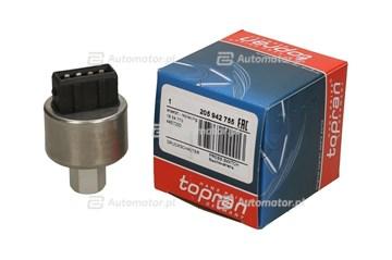 Przełącznik ciśnieniowy, klimatyzacja TOPRAN 205 942