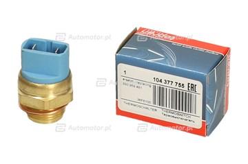 Przełącznik termiczny, wentylator chłodnicy TOPRAN 104 377