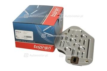 Filtr hydrauliczny, automatyczna skrzynia biegów TOPRAN 206 959
