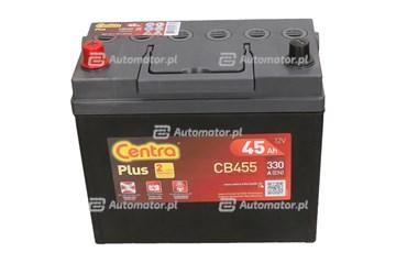 Akumulator rozruchowy CENTRA CB455