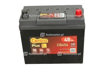 Akumulator rozruchowy CENTRA CB454