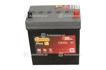 Akumulator rozruchowy CENTRA CB356