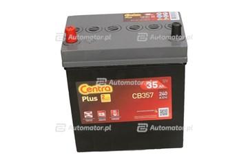Akumulator rozruchowy CENTRA CB357