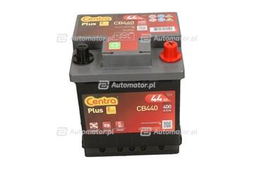 Akumulator rozruchowy CENTRA CB440