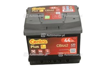 Akumulator rozruchowy CENTRA CB442