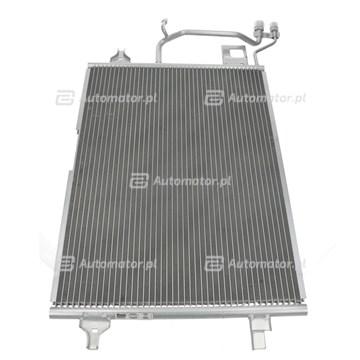 Chłodnica klimatyzacji, skraplacz NISSENS 94207