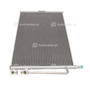 Chłodnica klimatyzacji, skraplacz NISSENS 94587
