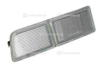 Pokrywa lampy przeciwmgielnej TYC 12-1601-01-6