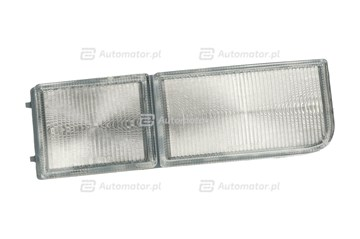 Pokrywa lampy przeciwmgielnej TYC 12-5083-01-2