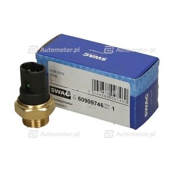 Przełącznik termiczny, wentylator chłodnicy SWAG 60 90 9746