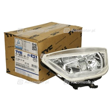 Lampa przeciwmgielna TYC 19-0828-01-2