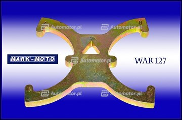 WAR127 BLOKADA KÓŁ ROZRZĄDU FORD 1.6TI-VCT BENZYNA