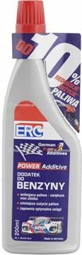 ERC-POWER ADDITIVE DODATEK DO PALIWA, BENZYNA ZWIĘKSZA MOC 200ML 52010104