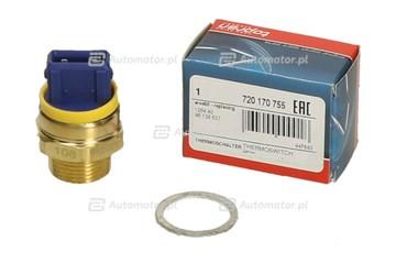 Przełącznik termiczny, wentylator chłodnicy TOPRAN 720 170