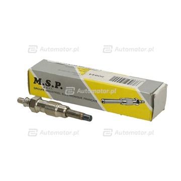 ŚWIECA ŻAROWA MSP50944 MERCEDES W124 W201 SPRINTER VITO 2,3D