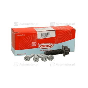 Zestaw śrub, koło pasowe - wał korbowy CORTECO 80001264