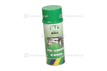 BOLL-CYNK + ALUMINIUM 400ML SPRAY