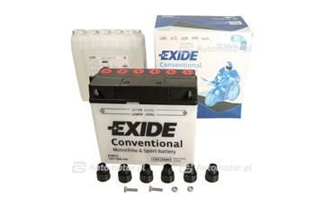 Akumulator rozruchowy EXIDE 12Y16A-3A