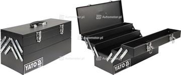 YATO YT-0885 SKRZYNKA NARZĘDZIOWA 460*200*225MM