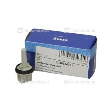 Włącznik temperaturowy, wentylator klimatyzacji SWAG 30 93 4791