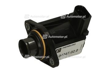 Zawór bocznikowy przesuwny, turbosprężarka SWAG 30 93 9307