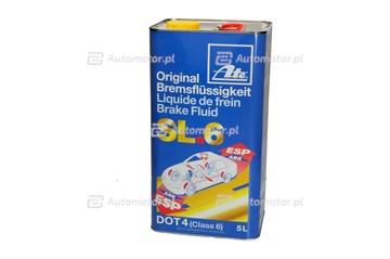 PŁYN HAMULCOWY ATE SL6 DOT-4   5L 03.9901-6403.2