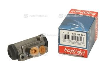 Cylinderek hamulcowy TOPRAN 821 269