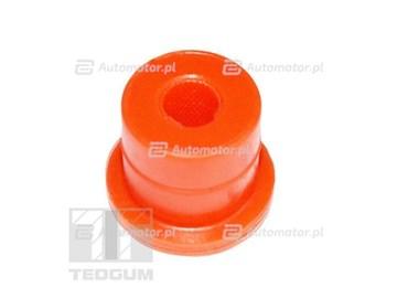 Tuleja łożyska, sprężyna płytkowa-pokrywa komory silnika TEDGUM 00657336