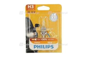 Żarówka, reflektor dalekosiężny PHILIPS 12336PRB1