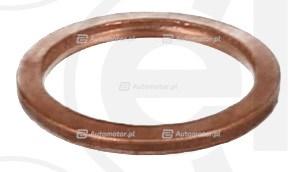 Pierścień uszczelniający, korek spustowy oleju ELRING 110.604