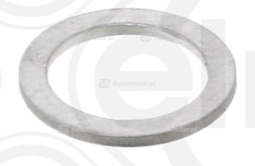 Pierścień uszczelniający, korek spustowy oleju ELRING 243.205
